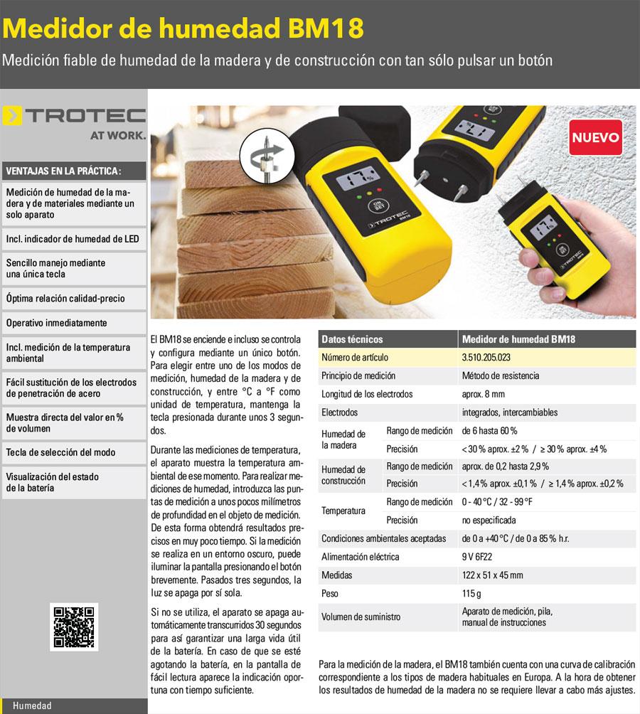 Bm18 medidor de humedad rodar online - Medidor de humedad ...